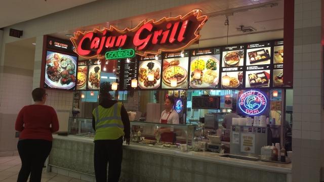 Gourmet Cajun Grill (original photo)